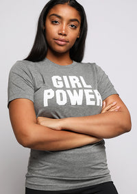 Girl Power Vintage Tee