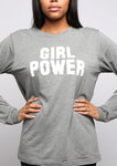 Girl Power LS Tee