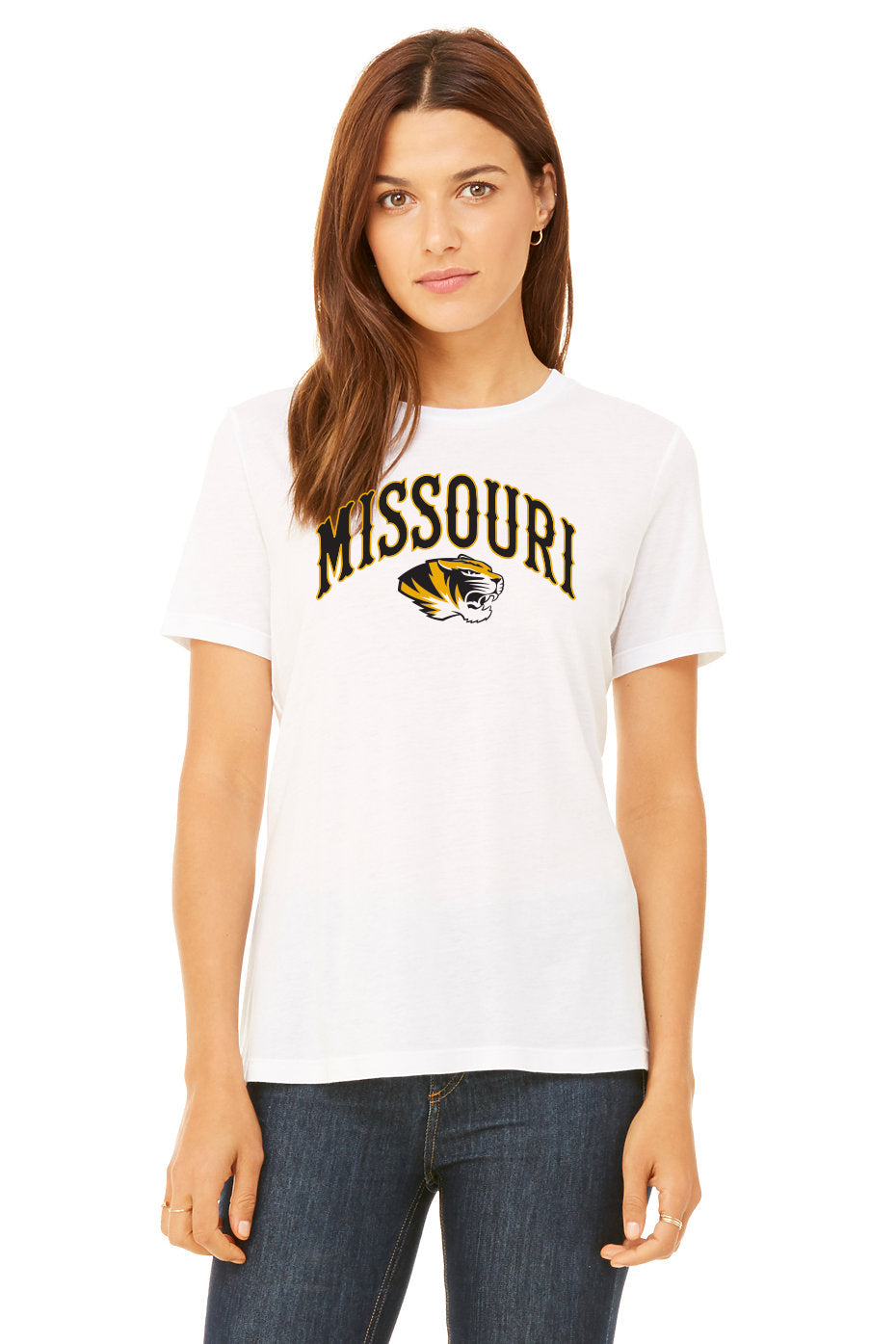 Traditional Missouri Tigers Tee