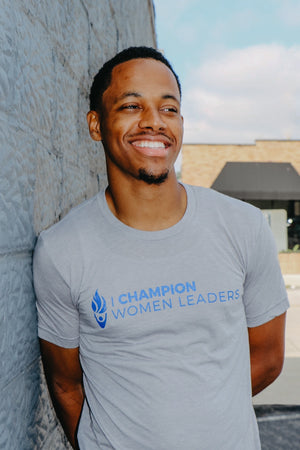 I Champion Women Leaders Tee