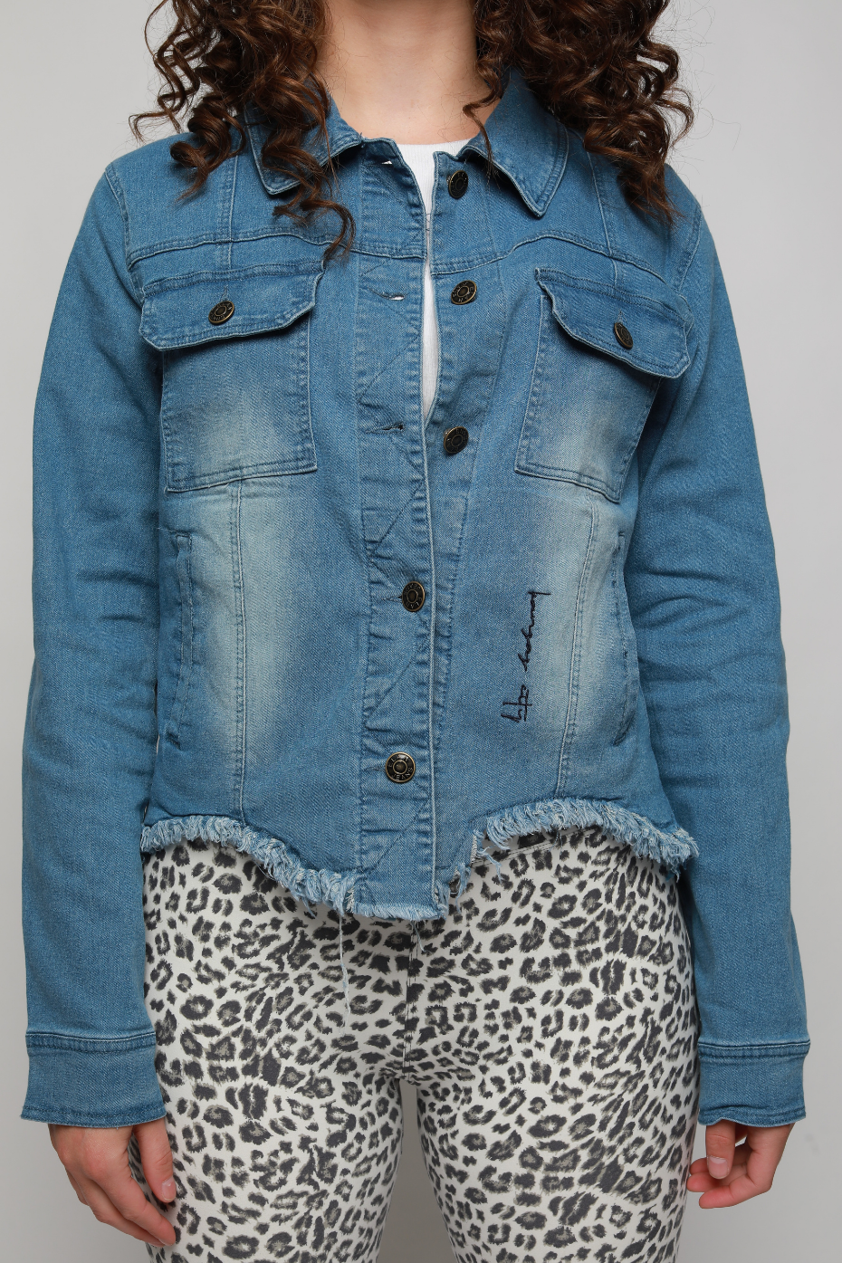 Deb Denim Jacket
