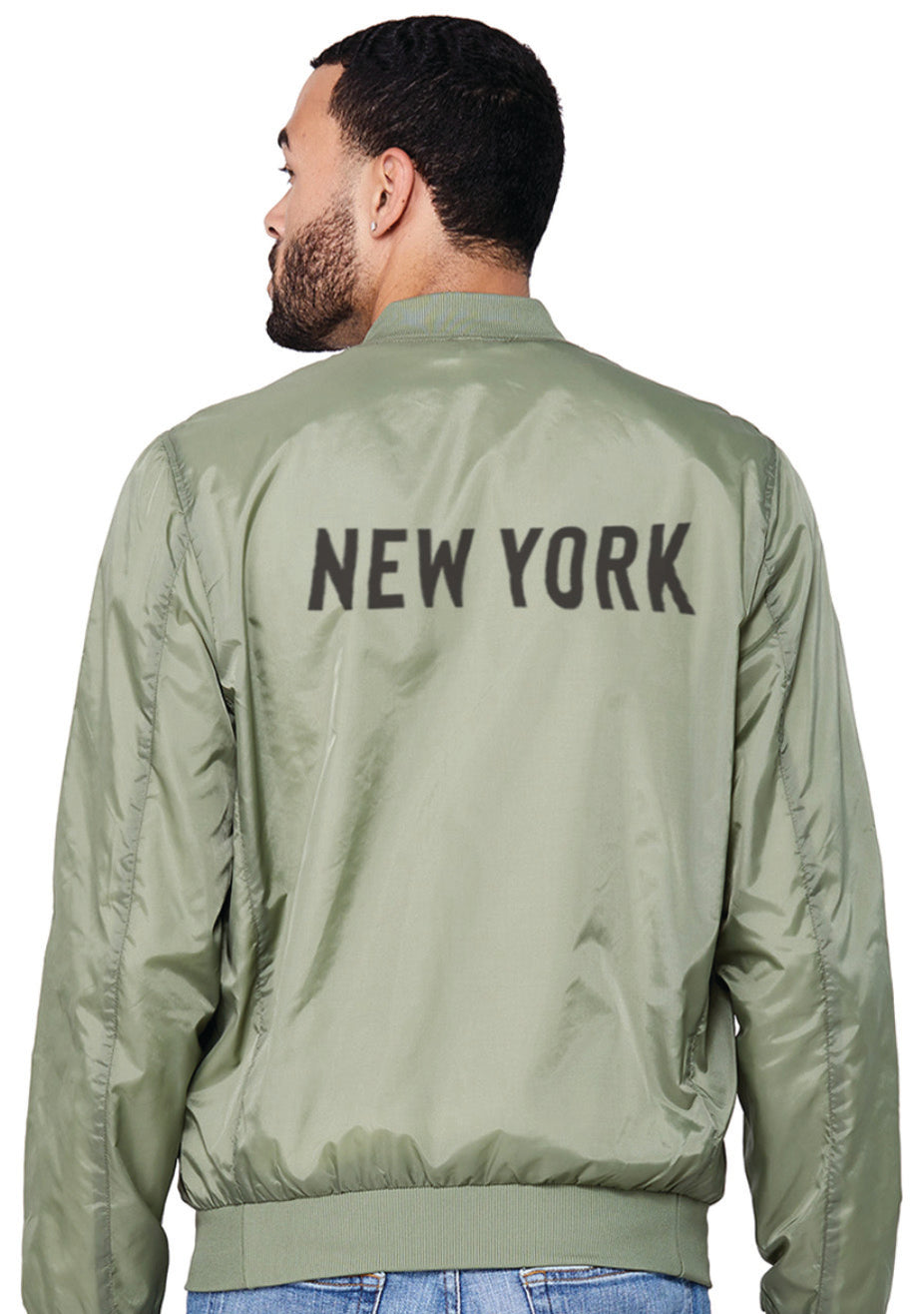 New York Bomber Jacket