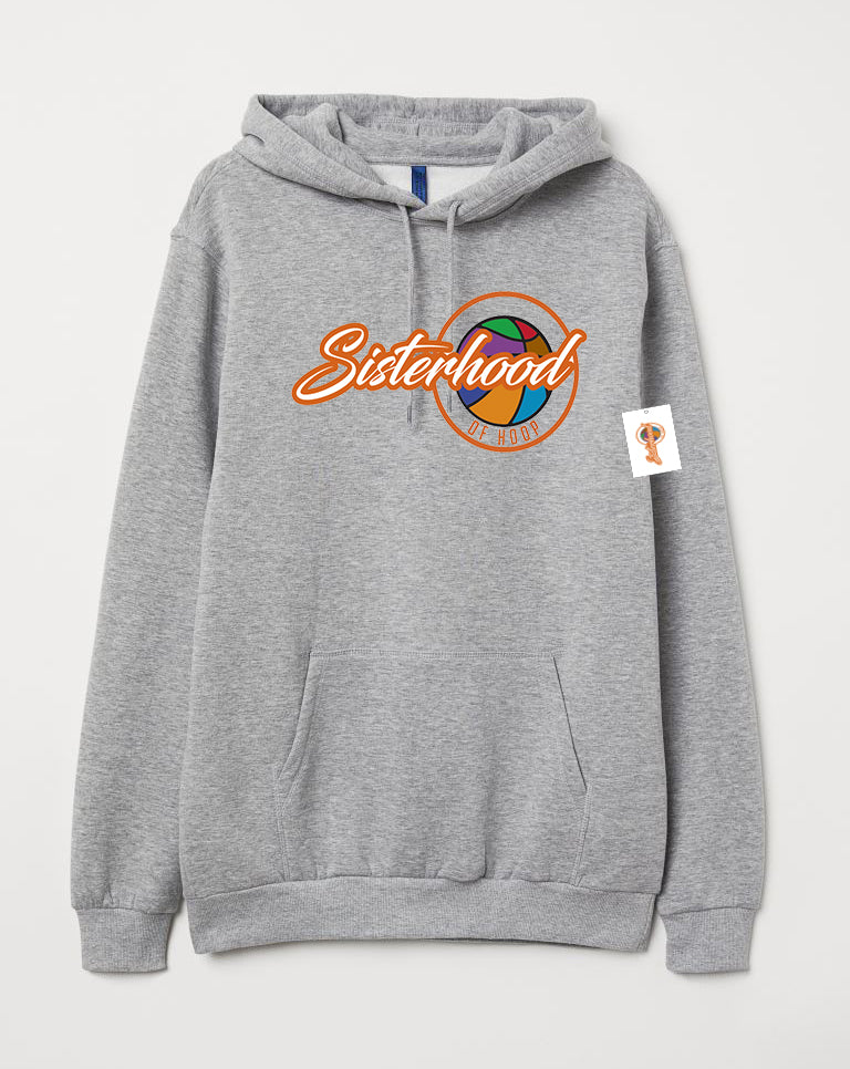 Sisterhood Hooded  Sweatshirt