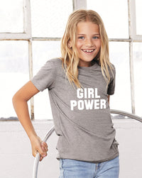 Girl Power Youth Tee