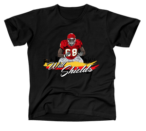 Will Shields Legacy Tee