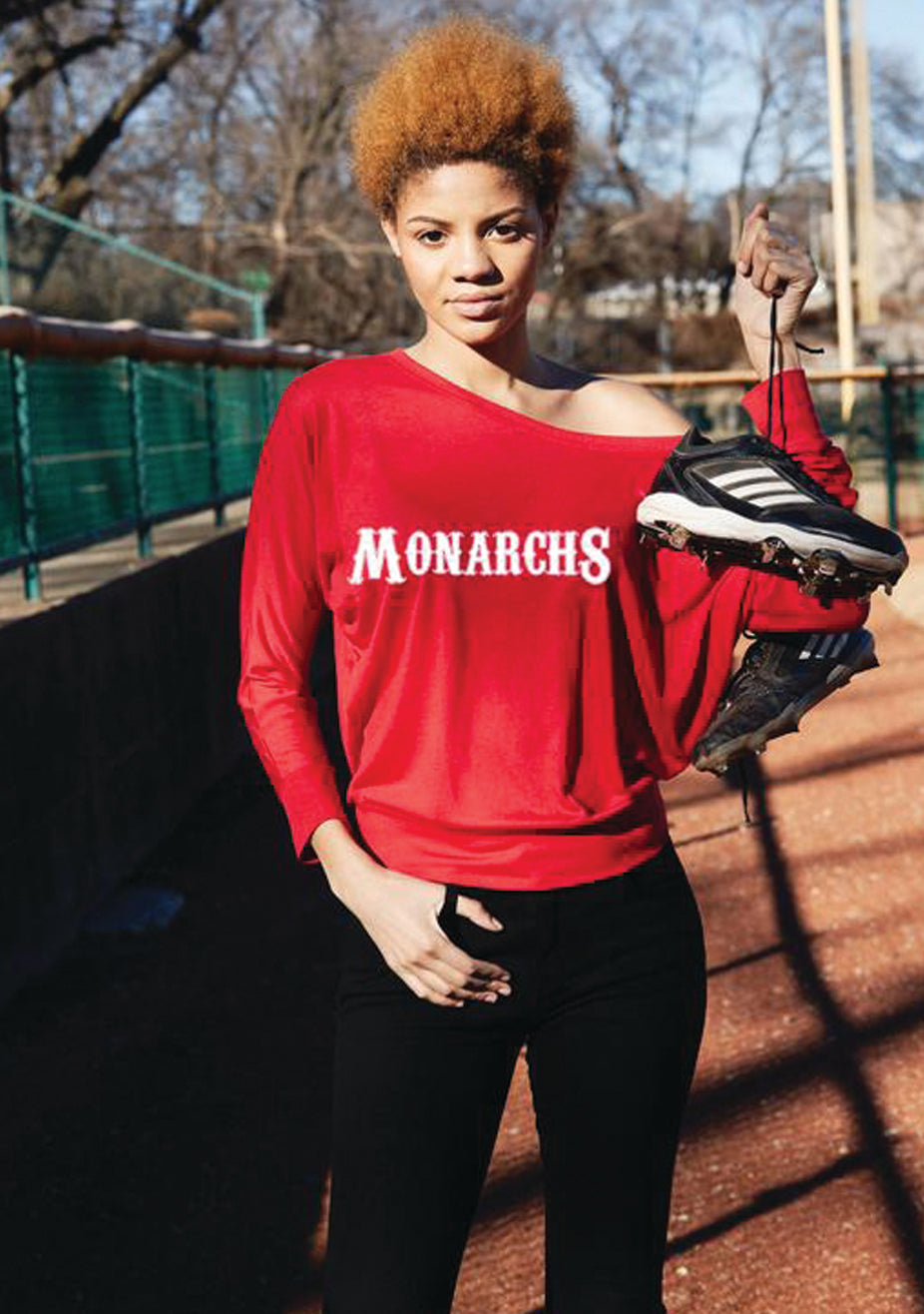 Monarch LS Off The Shoulder Tee