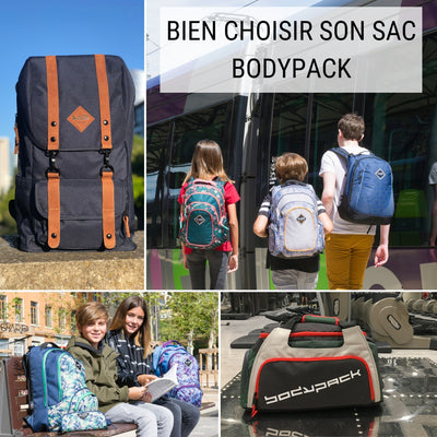 Choose your Bodypack bag