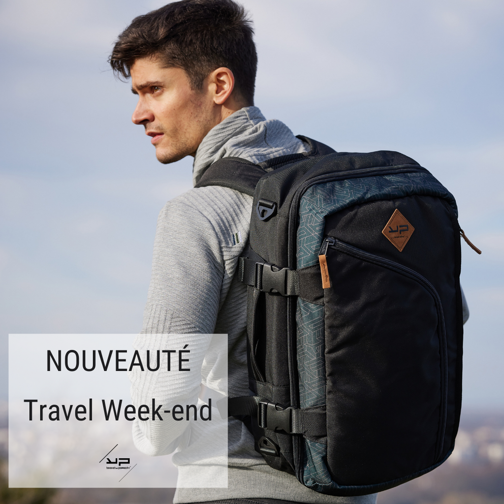 Backpack Travel Weekend - Nuova collezione permanente 2020