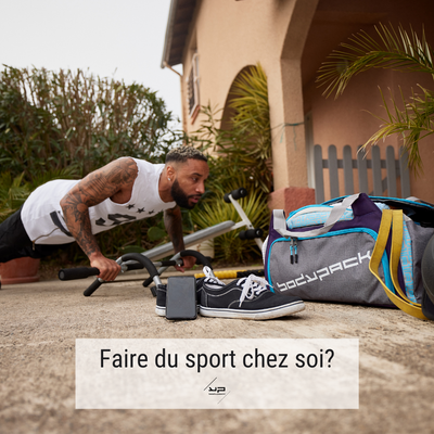 Bodypack_Astuces and conseils_Faire of sport at home