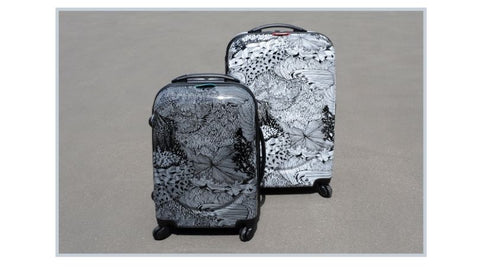 Bodypack luggage shop 2012