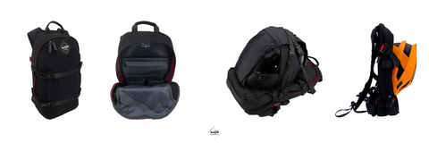 Bodypack New Permanent Collection Motorcycle Backpack 2 Wheels