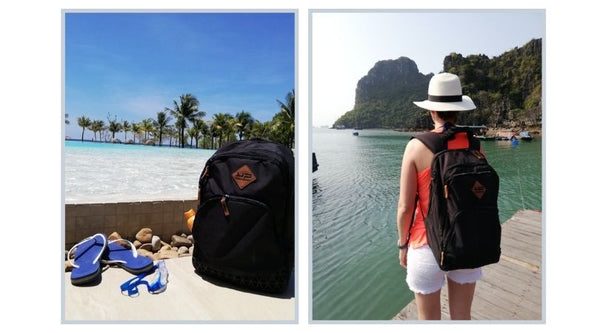 Bodypack travel Vietname