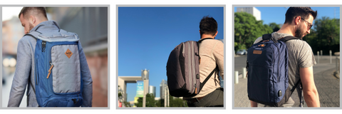 Bodypack Backpack Business Urban Mobility on a daily basis
