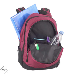 Sac à dos extensible Power violet bodyadapt - Bodypack