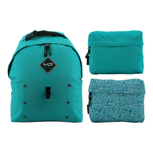 Turquoise 3 points, 1, 2 bags free of charge