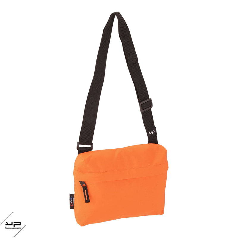 Sac à dos Makemypack Orange +2 Pockets +Strap