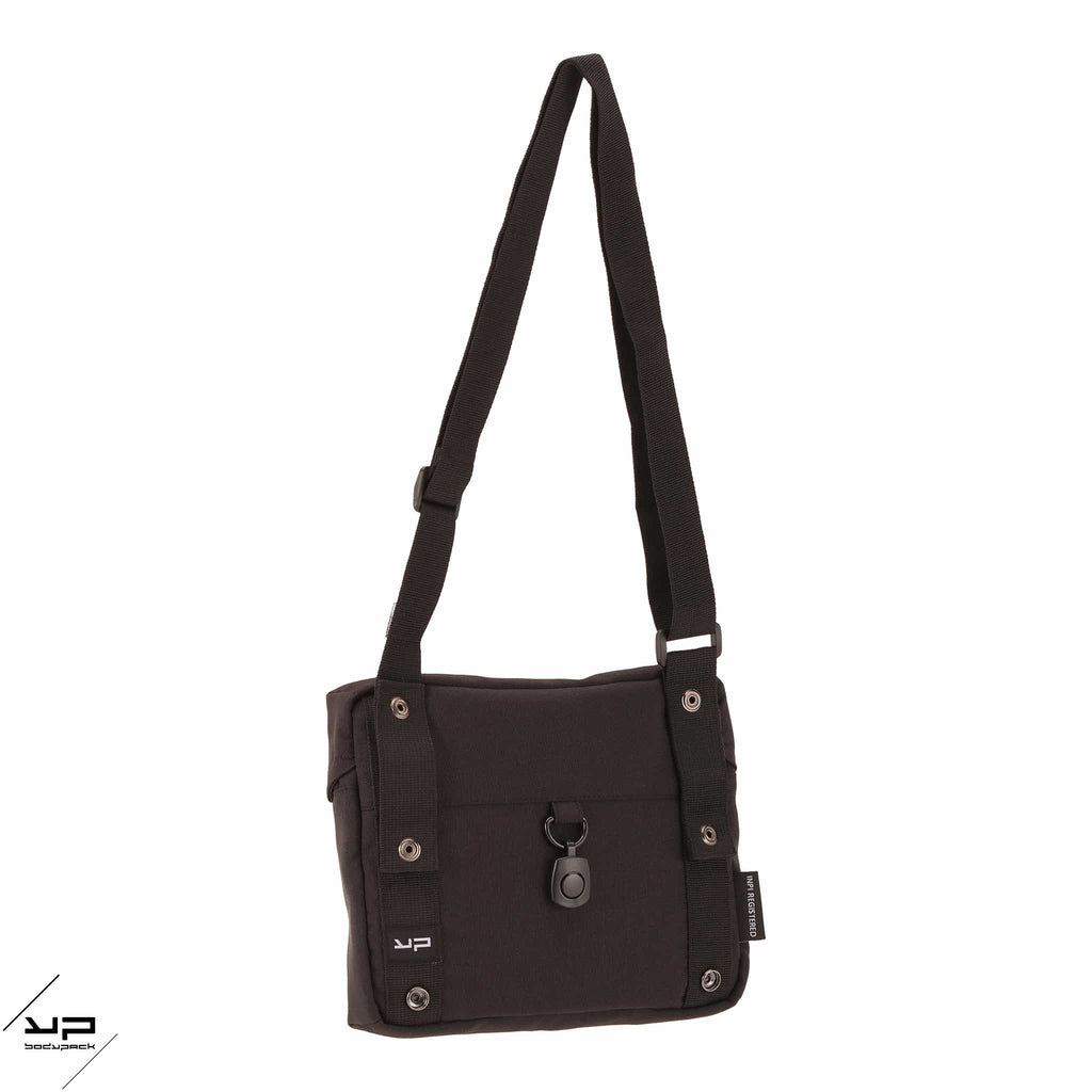 Pochette Unie MAKE MY PACK Noir