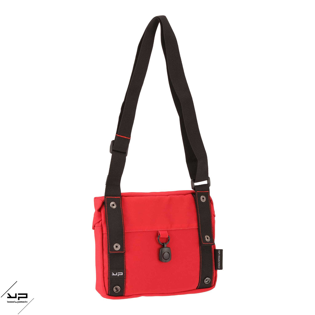 Pochette USB MAKE MY PACK Rouge