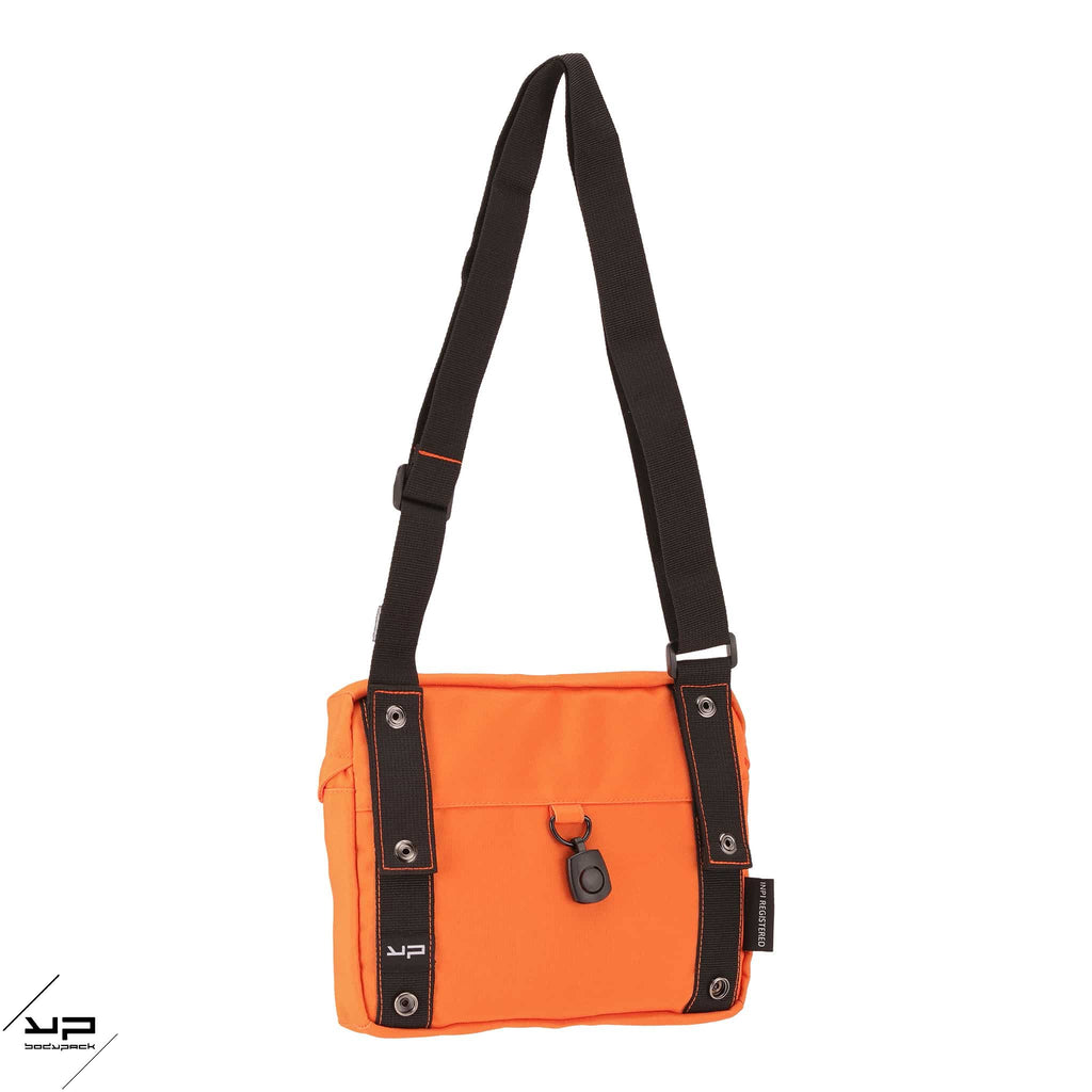 Pochette +Strap Makemypack Orange USB