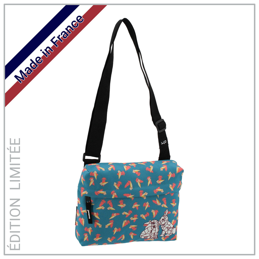 Pochette +Strap MAKE MY PACK Lapin