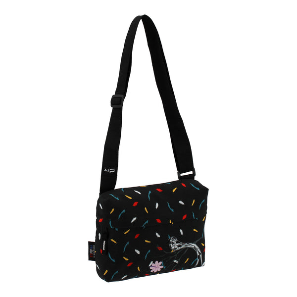 Pochette +Strap Make My Pack Oiseau