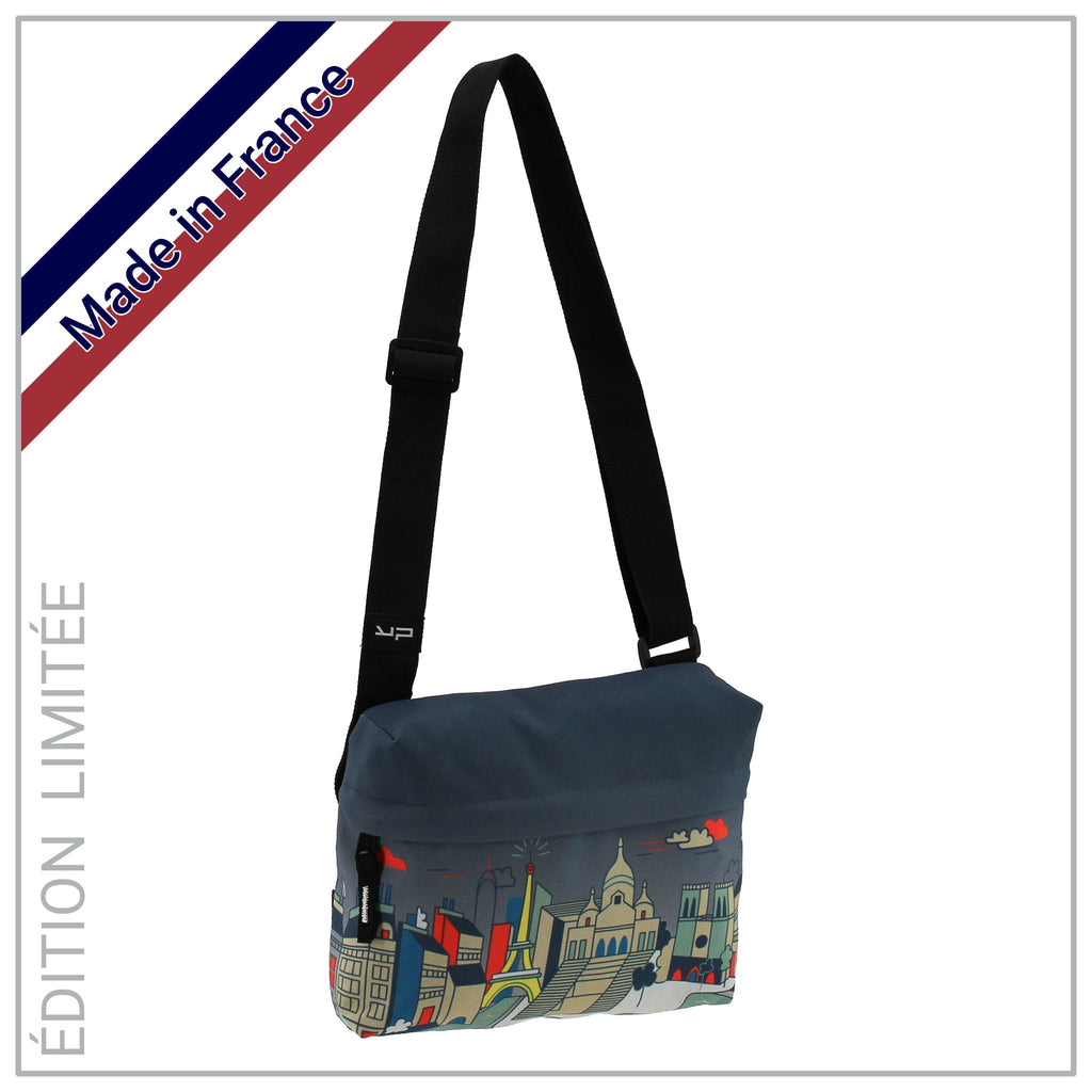 Pochette +Strap MAKE MY PACK Paris