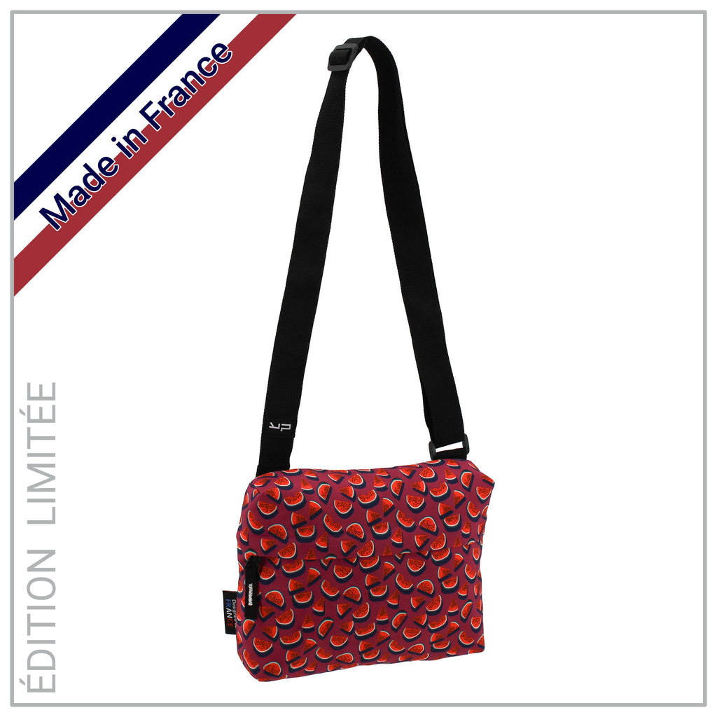 Pochette +Strap MAKE MY PACK Pasteque