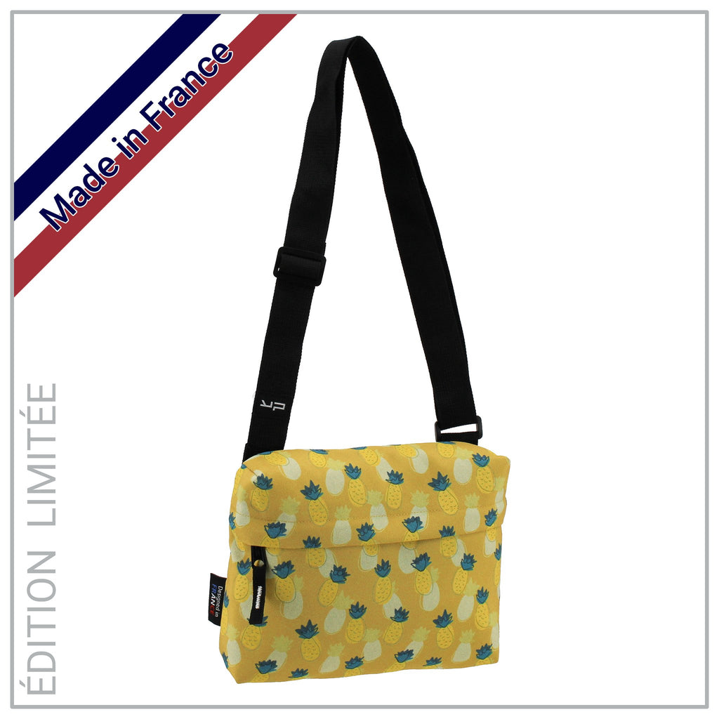 Pochette +Strap MAKE MY PACK Ananas