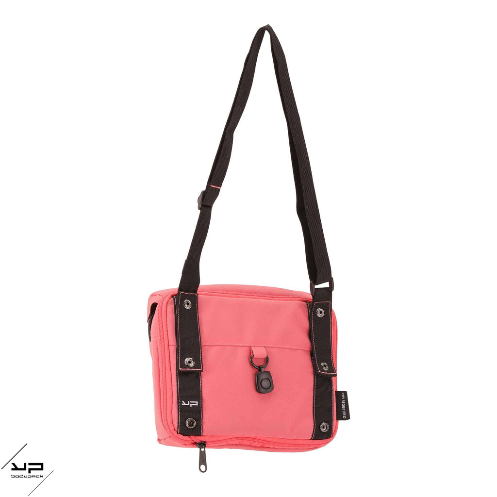 Coral Stretch Sport Pouch + Makemypack Strap