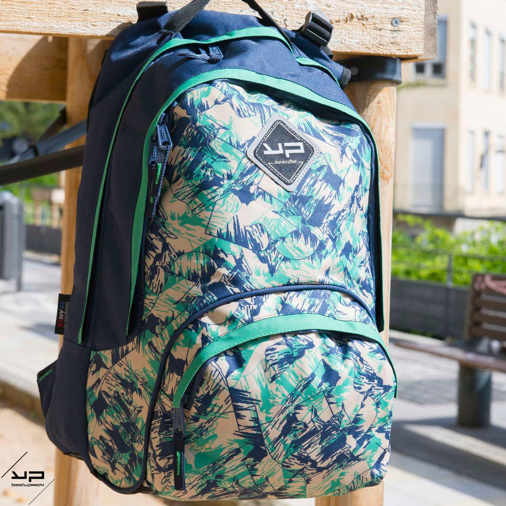 Bodyadapt Green Mountain Backpack - Bodypack