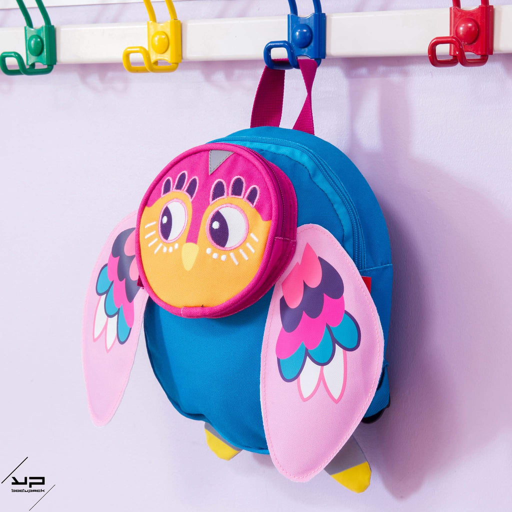 Bag Snack nursery school Bird - Bodypack