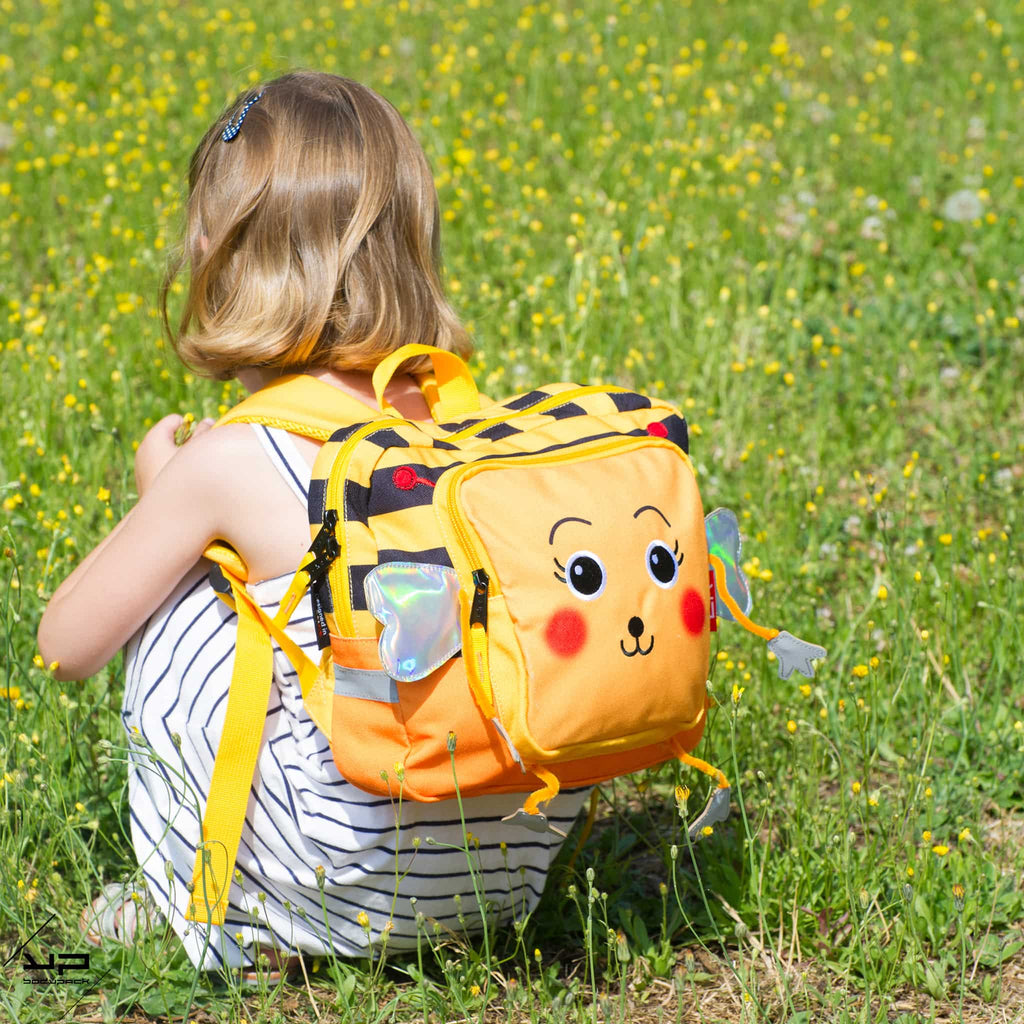 Bag Kindergarten Bee Abeille-Bodypack