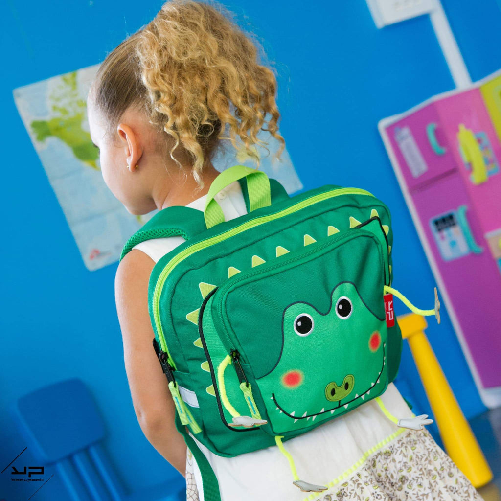 Maternal snack bag Crocodile - Bodypack