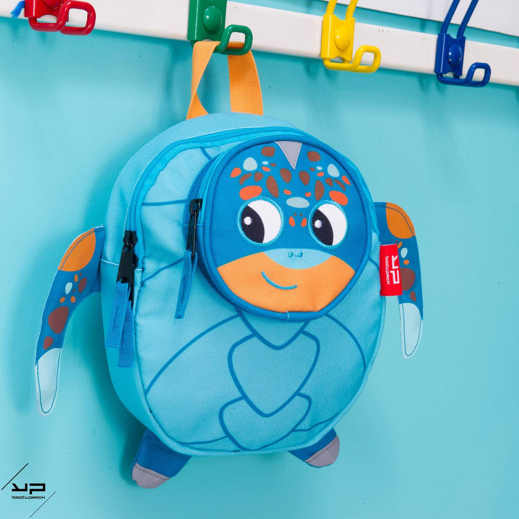 Maternal snack bag sea turtle - bodypack