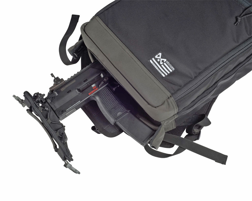 AGENCY COVERT RIFLE CASE PCB WEAPON MODULE