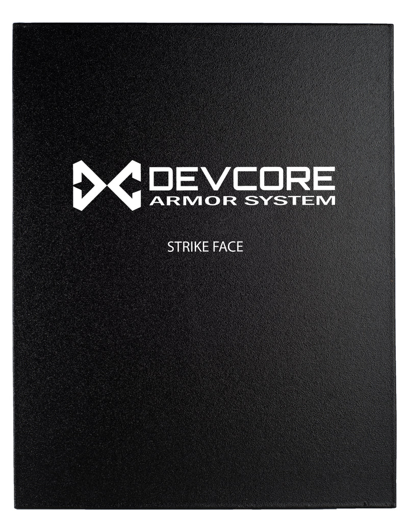 HARD ARMOR BACK PANEL - LEVEL IIIA