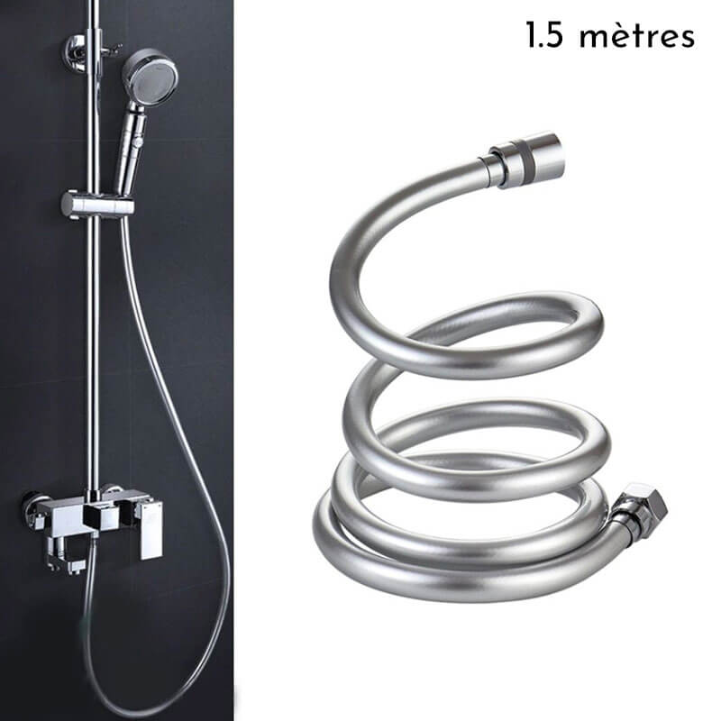 flexible de douche 1.5m