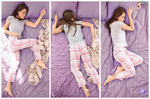 How Many Sleep Positions Do You Have
