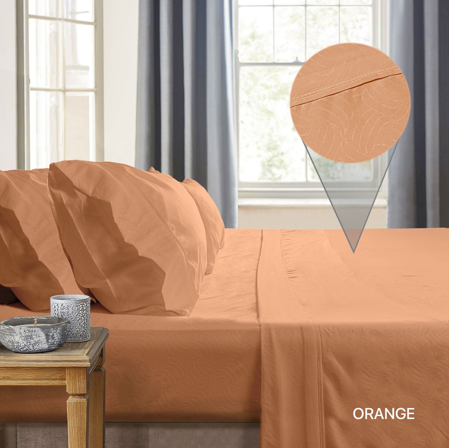 Italian Collezione Bedsheets