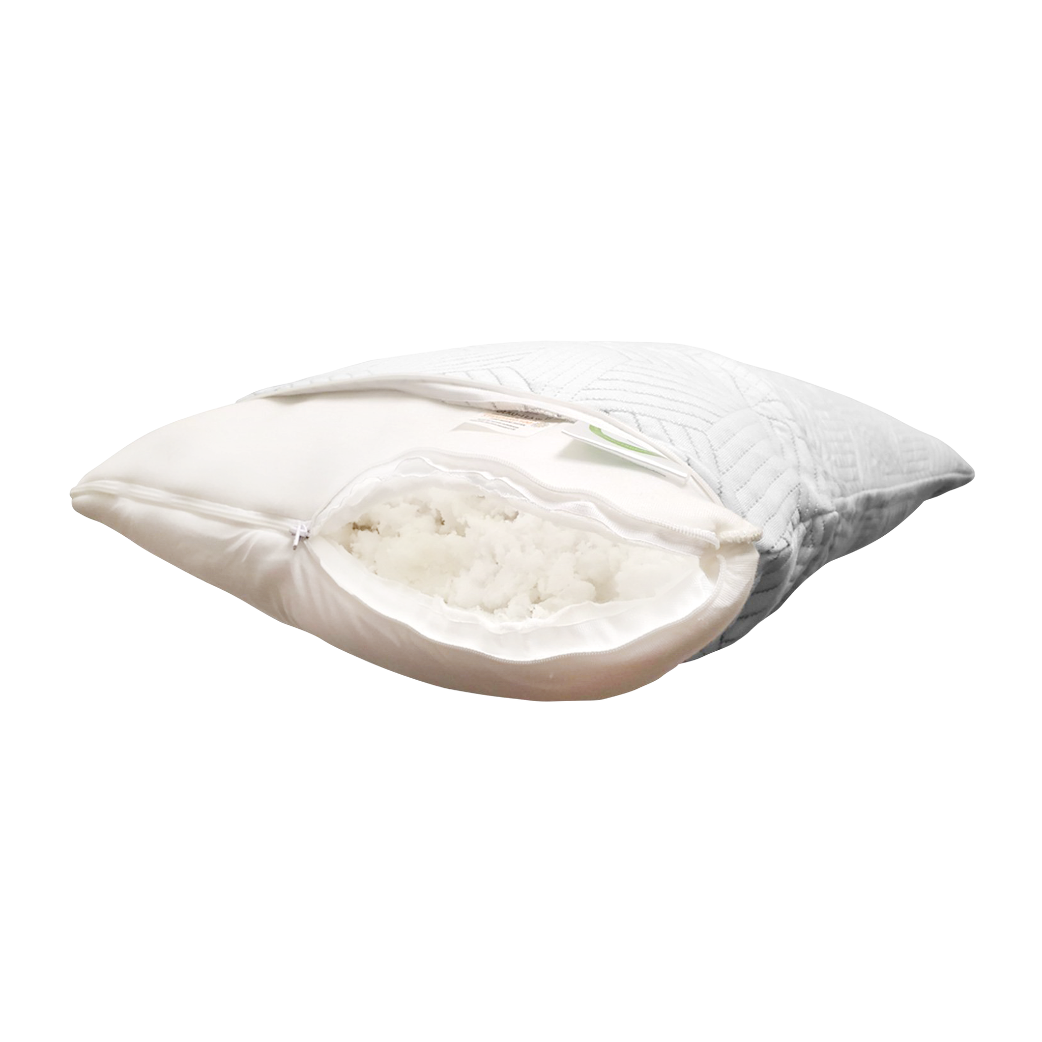 Premium Bamboo Pillow - Adjustable