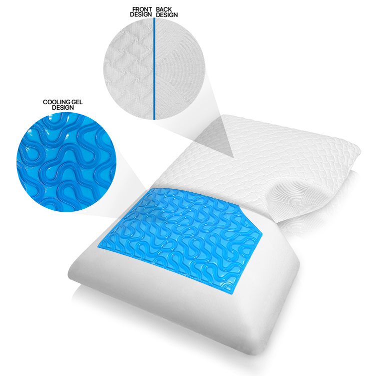 Frost Gel Arch Pillow