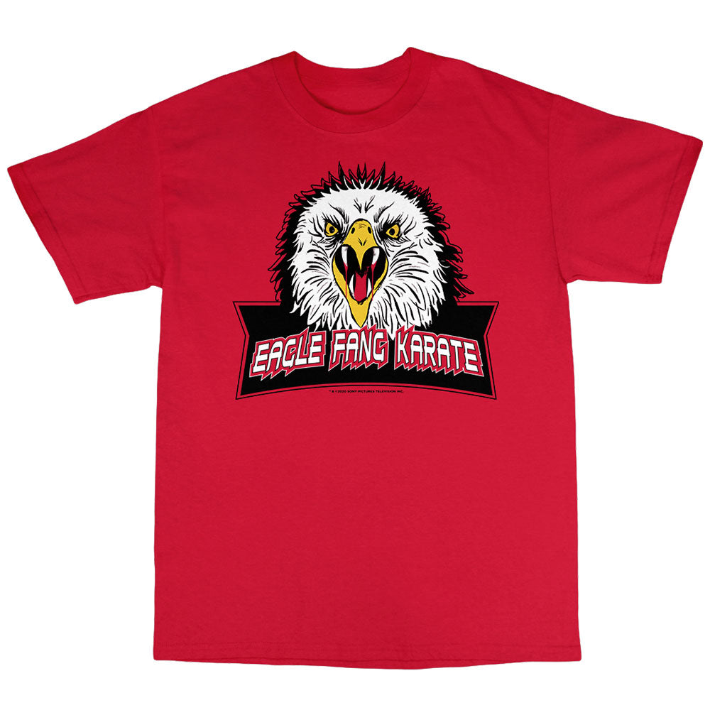 Eagle Fang Karate Youth Red T-Shirt