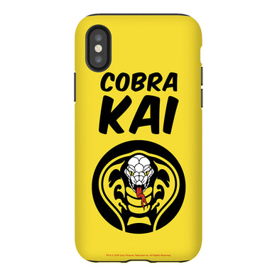Cobra Kai Logo Phone Case