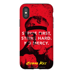 Cobra Kai Strike First Johnny Phone Case