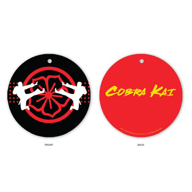 Cobra Kai Logo Holiday Ornament