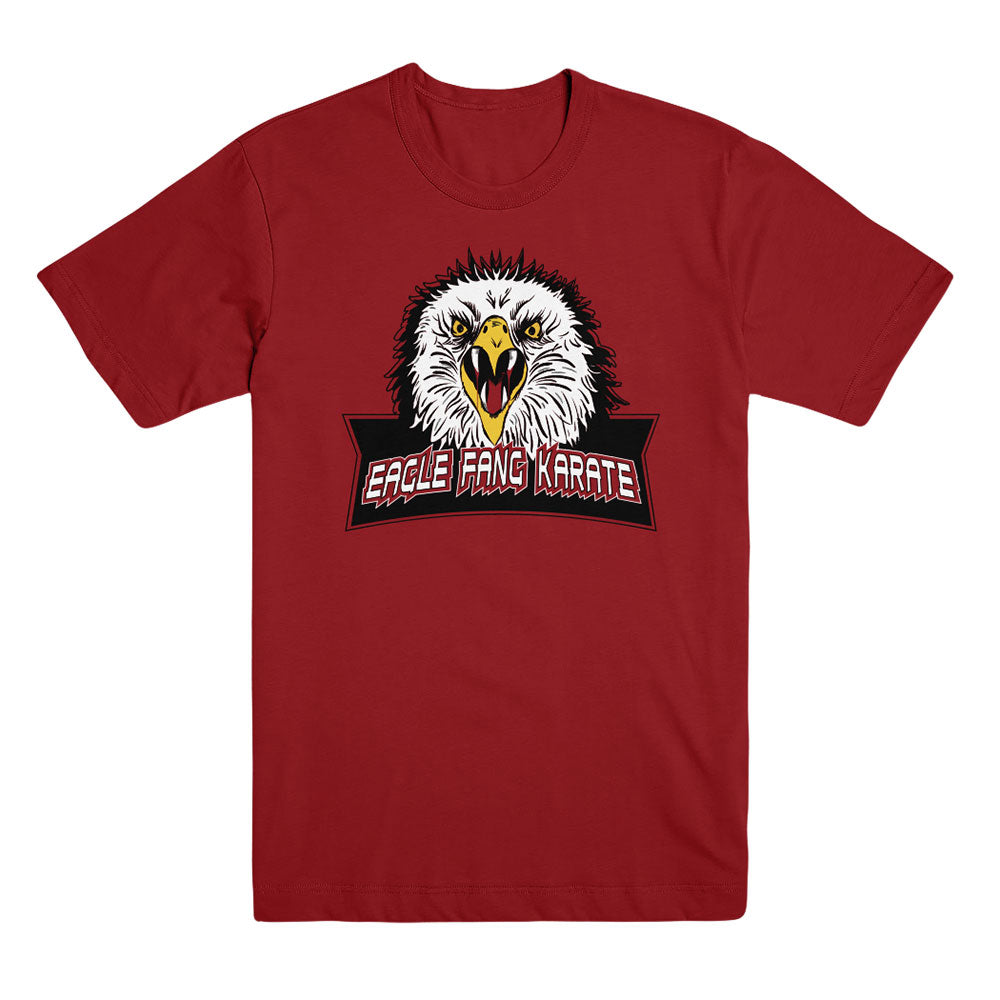 Eagle Fang Karate Unisex Red Tee