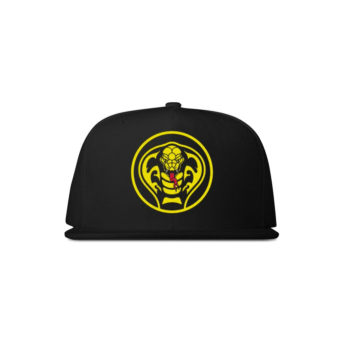 Cobra Kai Logo Black Hat