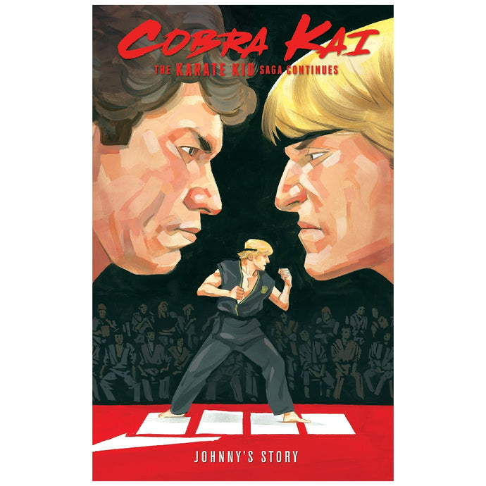 Cobra Kai: The Karate Kid Saga Continues - Johnny's Story
