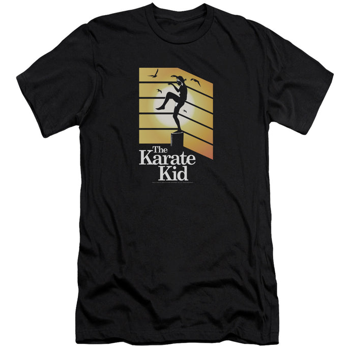 Karate Kid Crane Kick T-shirt
