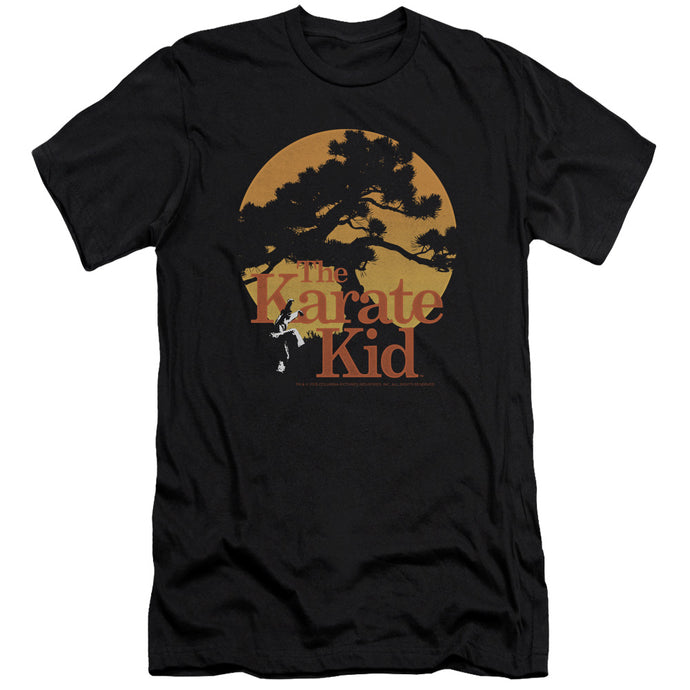 Karate Kid Logo T-shirt